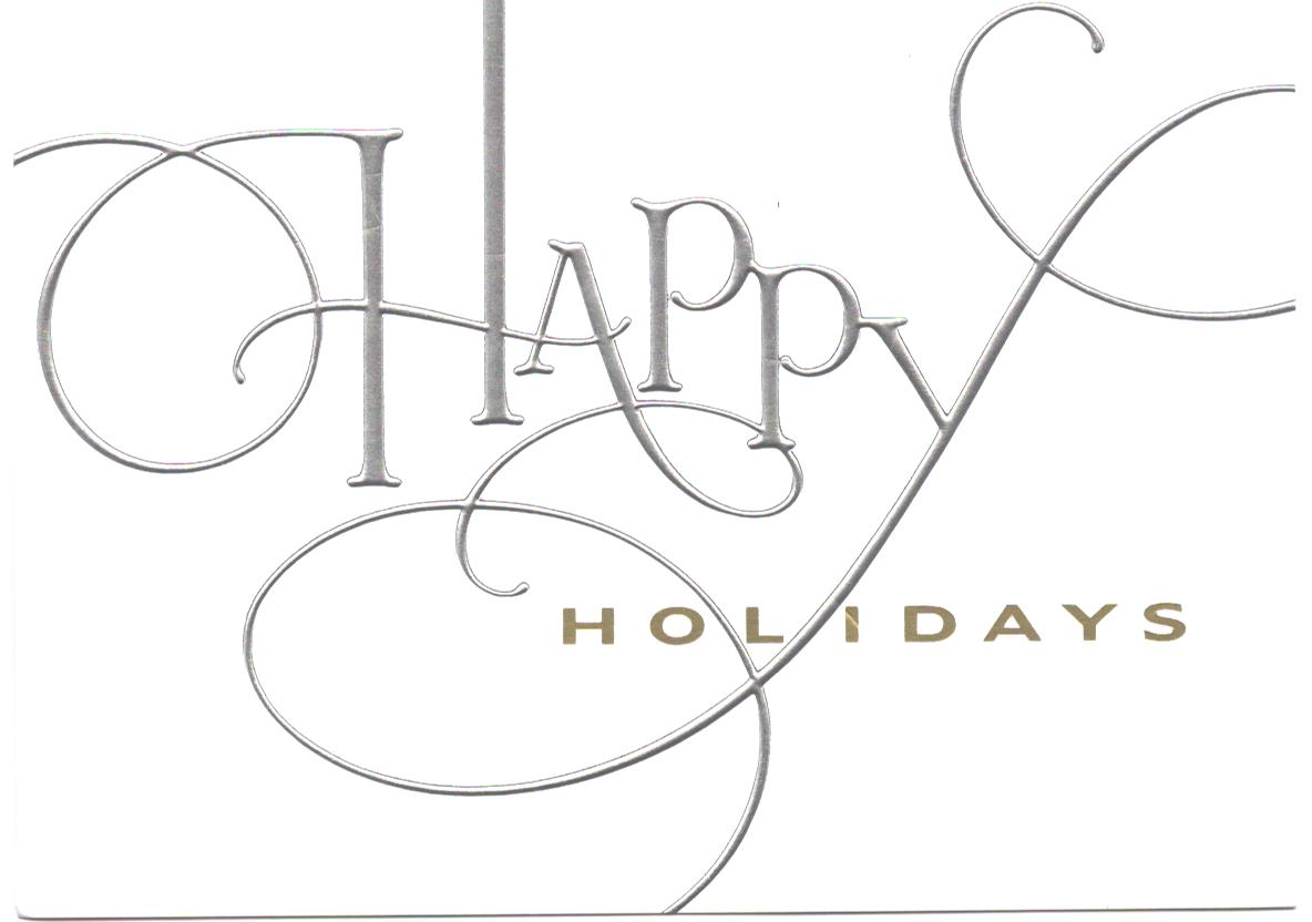 Happy Holidays! – Dr. Ermshar & Associates - Pasadena Psychologists