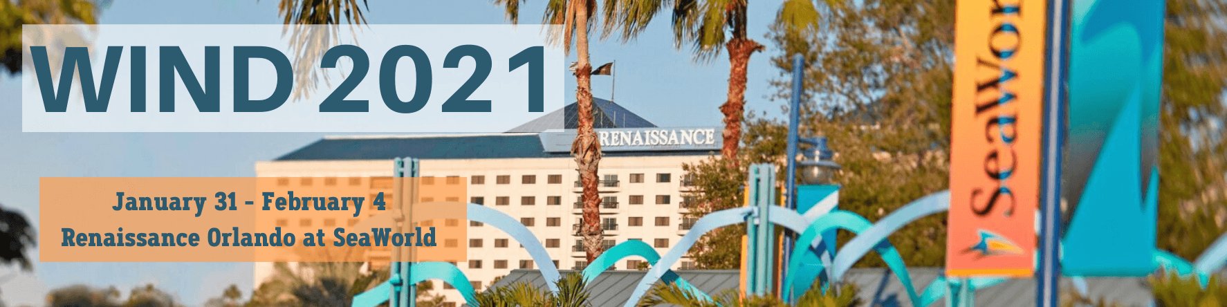 WIND 2021 Conference on Jan. 31-Feb.4